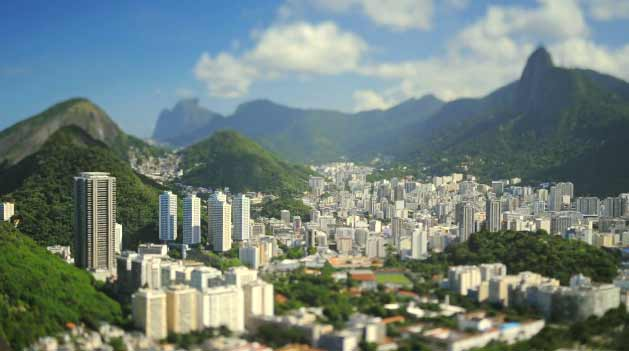 City of Samba