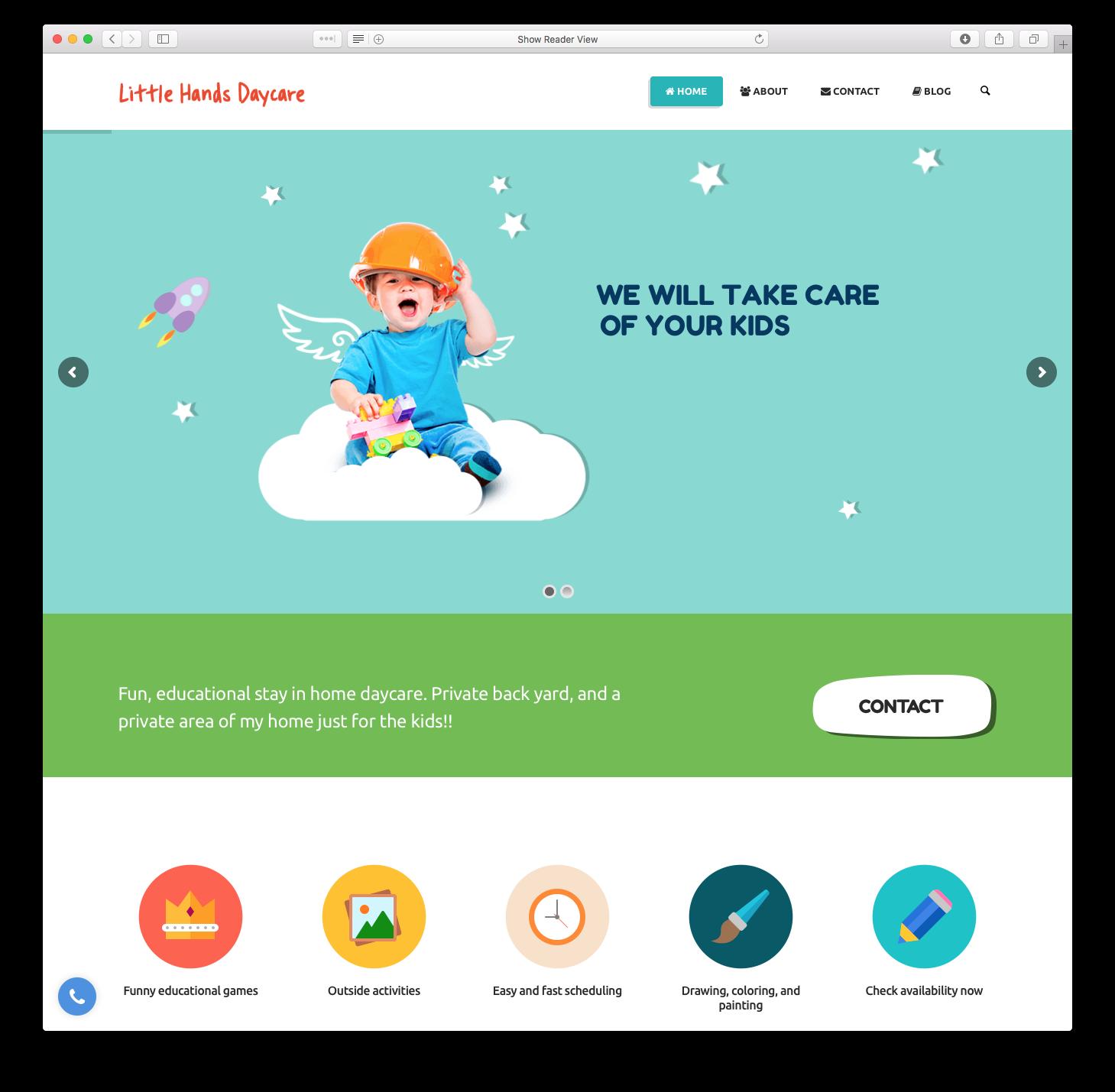 Web - Wordpress