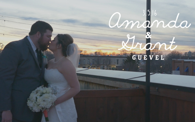 Grant and Amanda